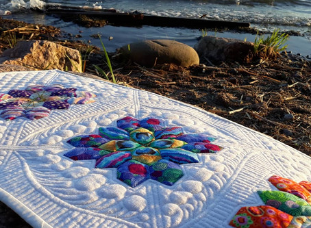 How to choose quilting designs