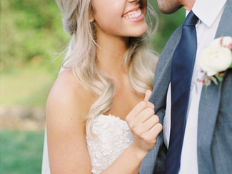 Should you do a first look on your wedding day?
