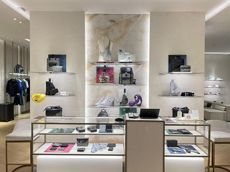 Dior Fall'21 Men Artz