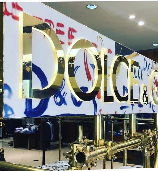 Dolce & Gabbana New PopUp DG millennials El Palacio de Hierro Monterrey NL
