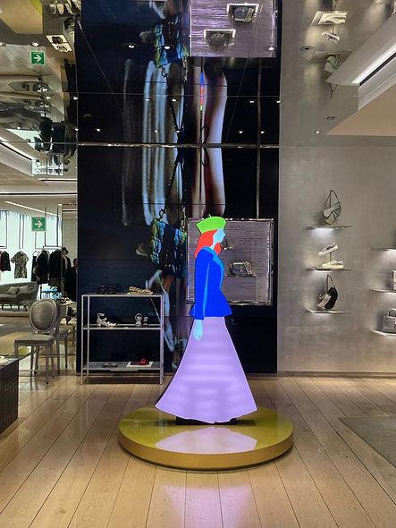 Dior Fall'21 Woman Polanco