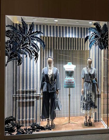 Dior Summer'21 Woman Artz