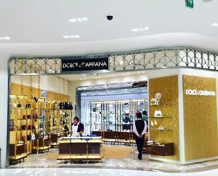 Dolce & Gabbana Boutique Boca del Río, Veracruz. Construction