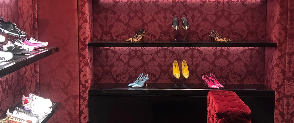 Dolce & Gabbana Shoes El Palacio de Hierro Moliere