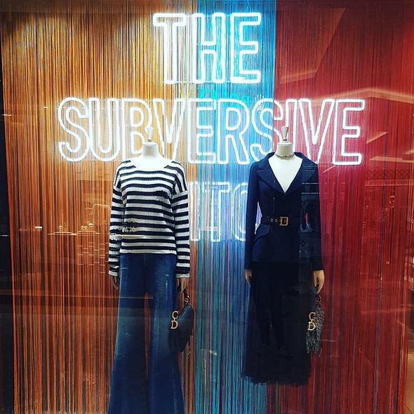 Dior The Subversive Stitch
