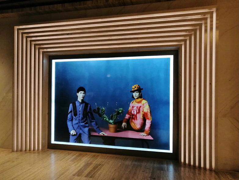 Dior Winter'21 Men Artz