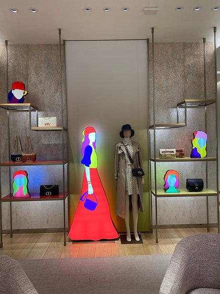 Dior Fall'21 Woman Artz