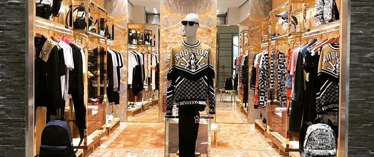 Dolce & Gabbana. Men's Store Monterrey NL