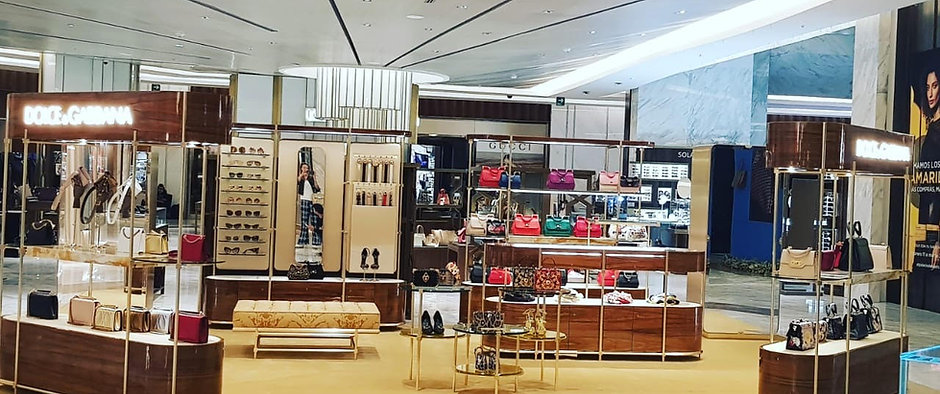 Dolce & Gabbana  Opening Corner Accessories