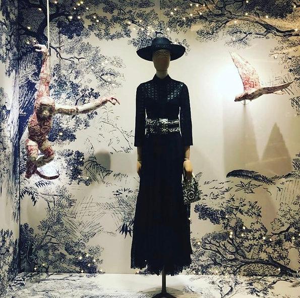 Dior Xmas 2018