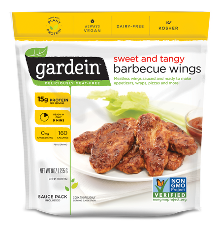 Sweet &Tangy Barbeque Wings