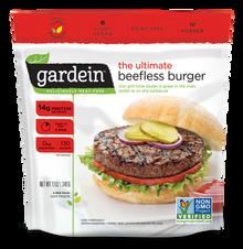 Ultimate Beefless Burger