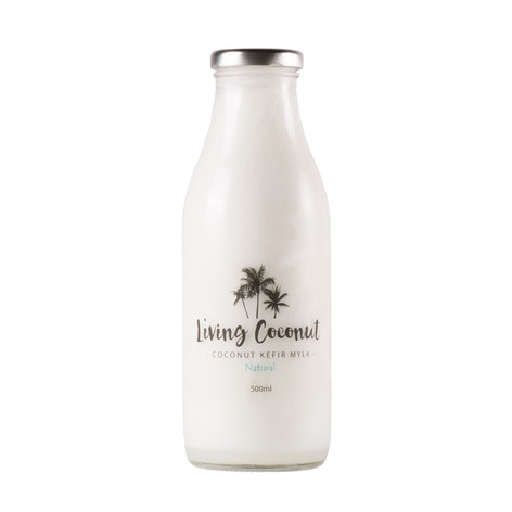 Coconut Kefir Mylk Natural 500ml