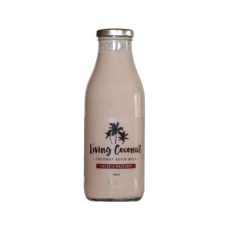 Coconut Kefir Mylk Cacao + Hazelnut 500ml