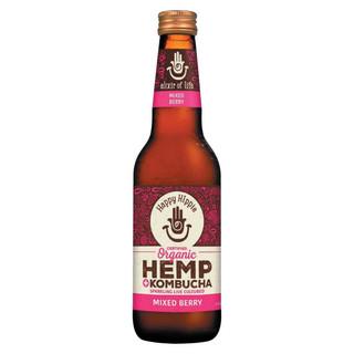 Hemp Kombucha Mixed Berry