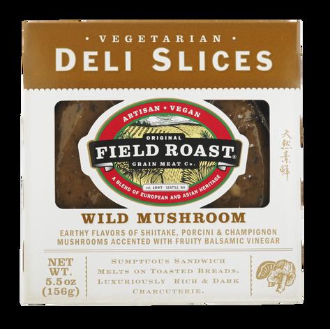 Deli Slices - Wild Mushroom 156g