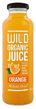 Organic Juice 360ml - Orange