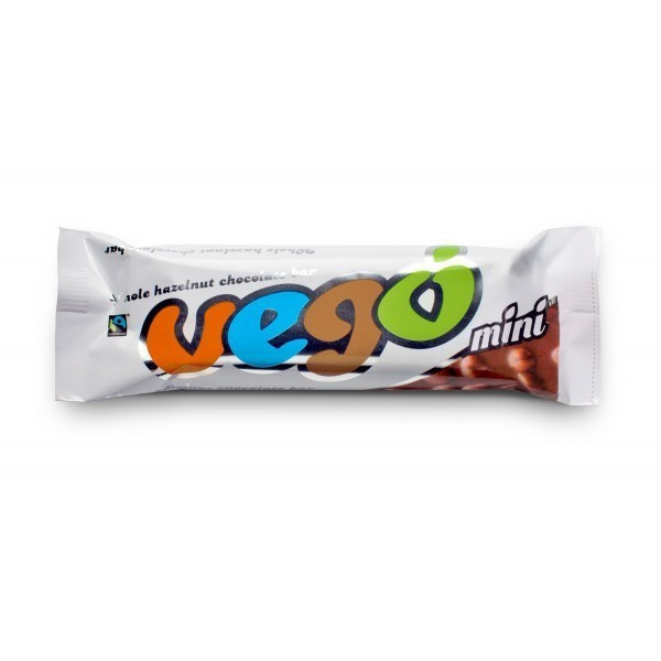 Dairy Free Chocolate Hazelnut Bar 65g