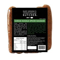Garam Masala Spiced Sausage