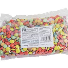 Candy Coated Chocolate Buttons 1kg