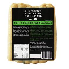 Kale & Cauliflower Sausage