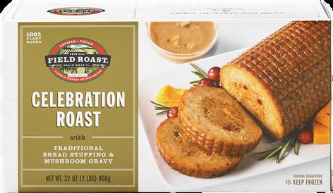 Celebration Roast with Gravy 907g