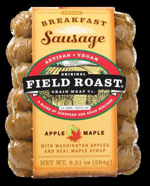 Field Roast Apple Maple Breakfast Sausag