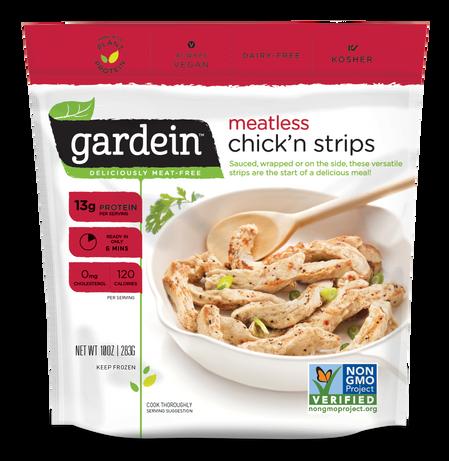 Meatless Chick'n Strips