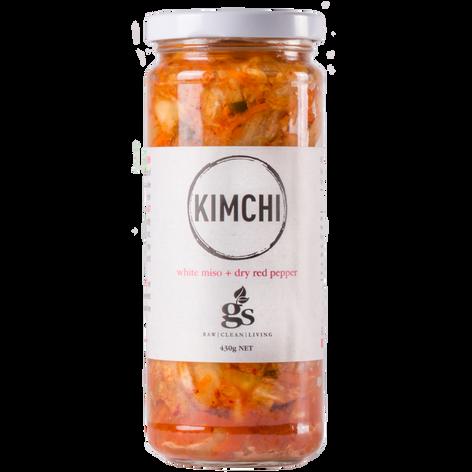 Kimchi White Miso & Dry Red Pepper