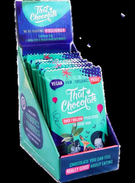 Raw Probiotic Chocolate Bar
