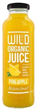 Organic Juice 360ml - Pineapple