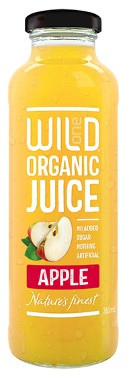 Organic Juice 360ml - Apple