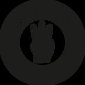 Logo Worqer Black-white-Outline - v1 PNG