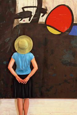 Dialog mit Miró