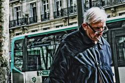 Streetlife in Paris