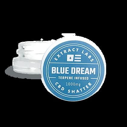 BLUE DREAM (CBD SHATTER)