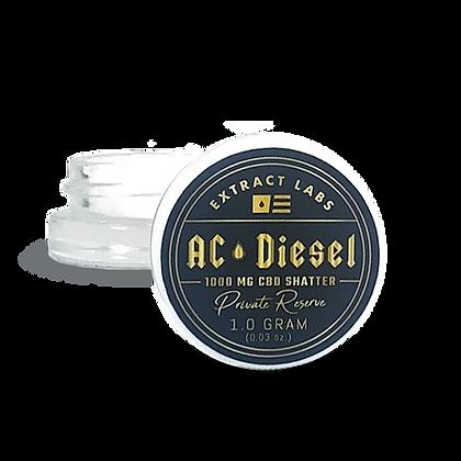 AC DIESEL (CBD SHATTER)