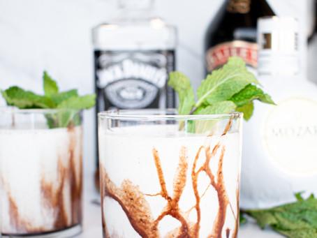 St Patrick's Day Milkshake!
