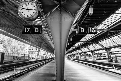 Zürich Haubtbahnhof 2020