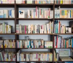 도서관 운영 및 도서 기증