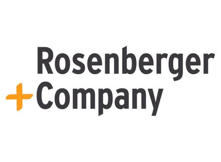 Rosenberger+Partner wird zu Rosenberger+Company