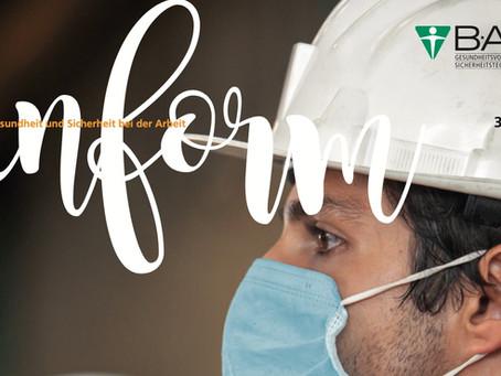 Arbeitsschutz in Coronazeiten: ein Blick hinter die Kulissen