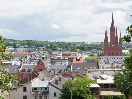 Wir gratulieren der Stadt Wiesbaden zum 1. Platz für ihr Betriebliches Gesundheitsmanagement