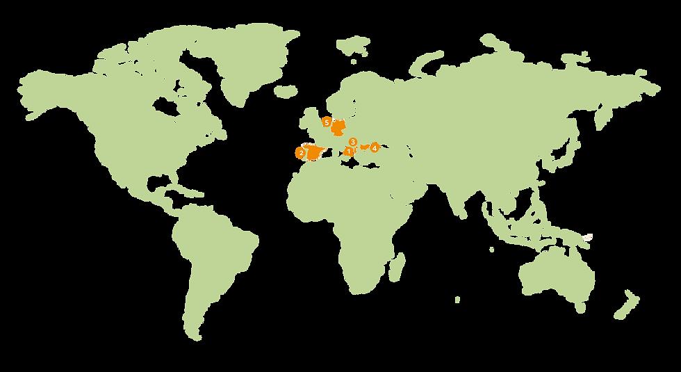 Weltkarte Arzneitees_Husten- und Bronchi