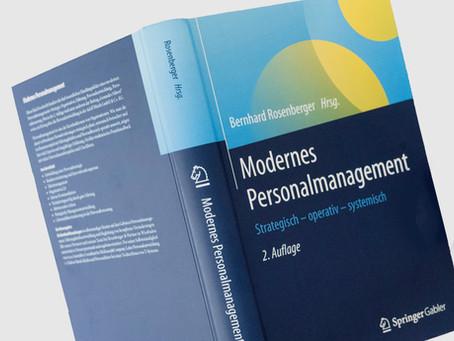 Buch-Tipp: Modernes Personalmanagement in der 2. Auflage