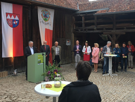 Ausstellung zum Europäischen Kulturerbejahr im Kirchenburg-museum Mönchsondheim