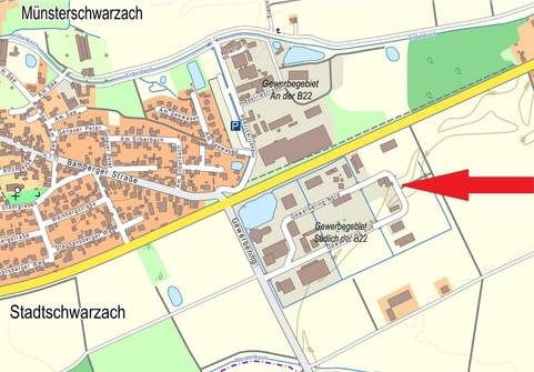 Gewerbering Nord – 97359 Schwarzach am Main