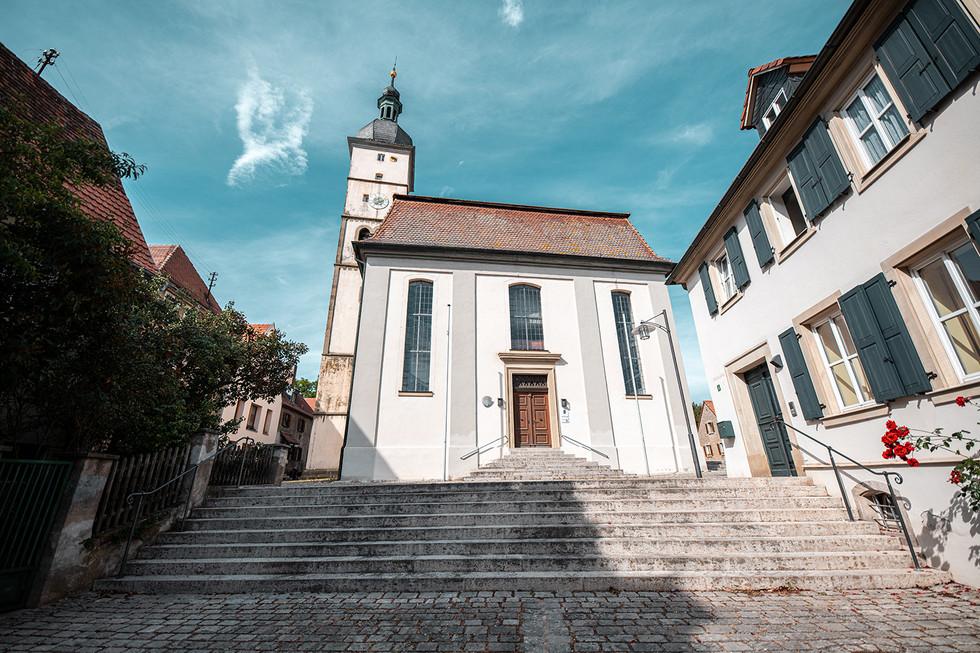 Evangelische Kirche St. Johannis