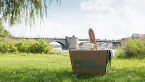 Picknicken in Kitzingen