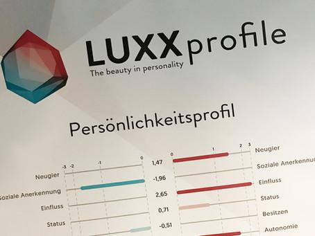 Europäischer Launch für LUXX – Rosenberger+Partner war dabei.